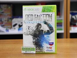 Игры для приставок и ПК - Red Faction Armageddon - Xbox 360 Новый диск, 0
