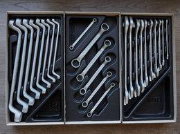 Рожковые, накидные, комбинированные ключи - Gedore набор ключей, 0