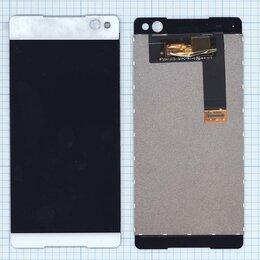 Дисплеи и тачскрины - Модуль (матрица + тачскрин) для Sony Xperia C5…, 0