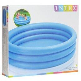 Бассейны - Бассейн надувной для детей 168х38см, 0
