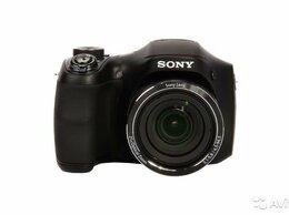 Фотоаппараты - Фотоаппарат Sony Cyber Shot DSC H100, 0