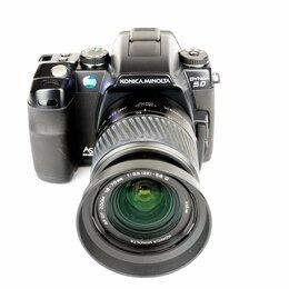 Фотоаппараты - Фотоаппарат Konica Minolta Dynax 5D, 0