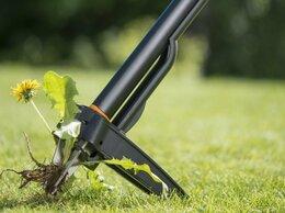 Тяпки и мотыги - Средство удаления травы выдёргиватель Fiskars…, 0