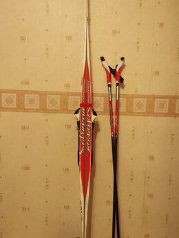 Беговые лыжи - Лыжи женские, 0