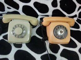 Проводные телефоны - Телефоны дисковые СССР.Доставка, 0
