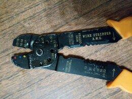 Клещи и бокорезы - Инструмент для работы с проводами, обжима, 0