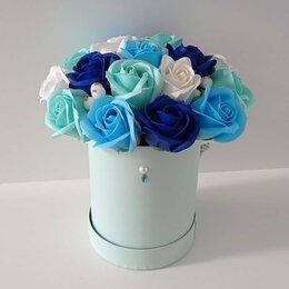 Подарочные наборы - Букет из мыльных роз, 0