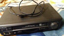 DVD и Blu-ray плееры - Видеомагнитофон Samsung SVR-433 запись и караоке, 0