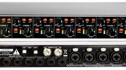 Оборудование для звукозаписывающих студий - Пред. усилитель  микрофонный   ART   TUBE OPTO 8, 0
