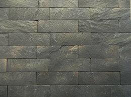 Облицовочный камень - Аманский кирпич, 0