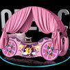 Кровать карета детская кровать для девочки по цене 9990₽ - Кроватки, фото 3