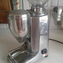 Кофемолки - Quamar M80-EM, жерновая кофемолка, 0