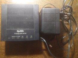3G,4G, LTE и ADSL модемы - Adsl 2+ модемы Zyxel прочее телефоннное, 0