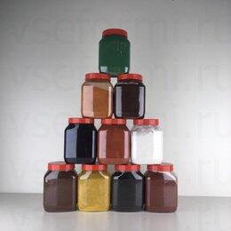 Строительные смеси и сыпучие материалы - Железоокисные пигменты, 0