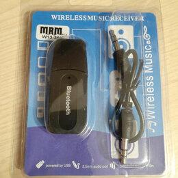 Кабели и разъемы - Usb bluetooth адаптер для автомагнитолы, 0