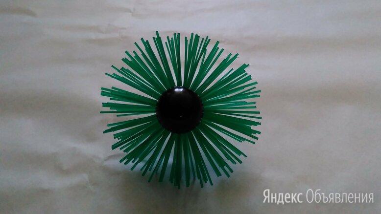 Щетка (ёрш) для прчистки дымоходов по цене 620₽ - Дымоходы, фото 0