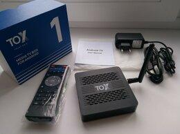 ТВ-приставки и медиаплееры - Tox1 тв приставка - smаrt tv 4/32 GB WiFi, 0