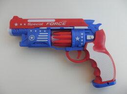 Игрушечное оружие и бластеры - Игрушечный пистолет со звуком на батарейках, 0