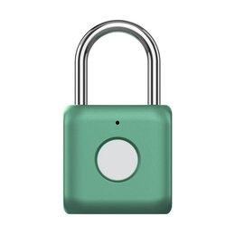 Замки - Замок Xiaomi Kitty SmartLock с отпечатком пальца (Green), 0