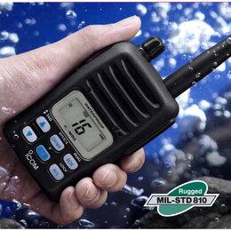 Рации - Морская портативная рация VHF Icom IC-M88 , 0
