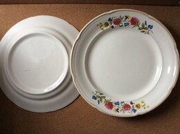 Тарелки - Винтажные тарелки ЗиК, 0