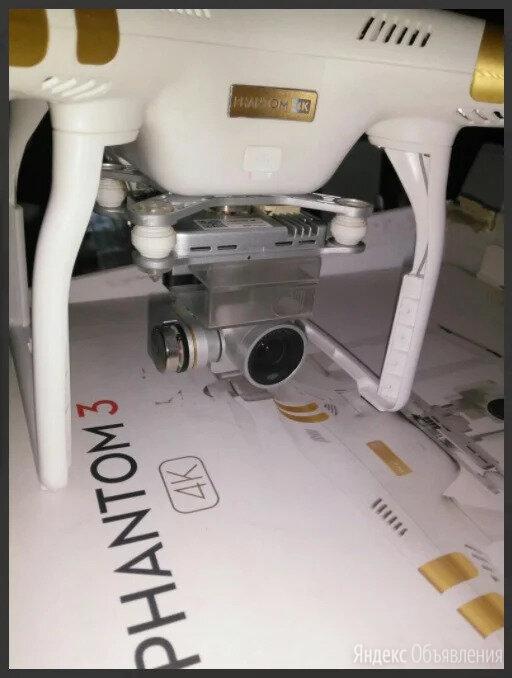 Dji phantom 3 4k продаю в хорошие и заботливые рук по цене 39000₽ - Квадрокоптеры, фото 0