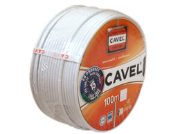 Спутниковое телевидение - Кабель телевизионный Cavel SAT 50, 1 метр, 0