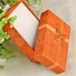 Подарочная упаковка - Подарочная коробочка 8x5x2см, 0
