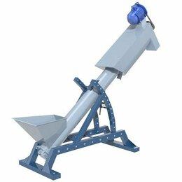 Производственно-техническое оборудование - Центрифуга наклонная 380/3500 для перемещение сырья, 0