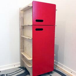 """Игрушечная мебель и бытовая техника - Детский игровой холодильник """"Модерн"""", 0"""