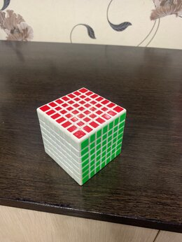 Головоломки - Кубик Рубика 7 на 7, 0