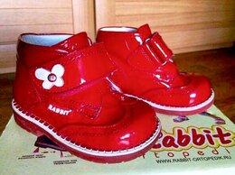 Обувь для малышей - Ботинки ортопедические размер 19 для девочки, 0