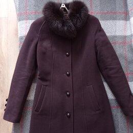 Пальто - Зимнее женское пальто, 0