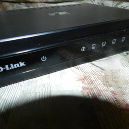 Прочее сетевое оборудование - Роутер D-Link DIR - 100, 0