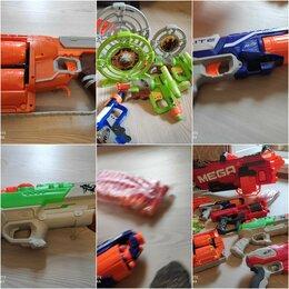 Игрушечное оружие и бластеры - Nerf, 0