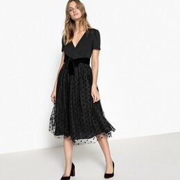 Платья - Эксклюзивное платье (Франция), 0
