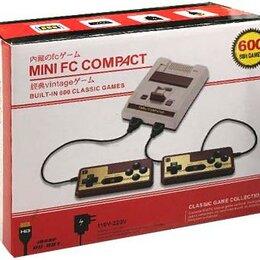 Ретро-консоли и электронные игры - Игровая приставка 8 bit Mini FC Compact HDMI…, 0