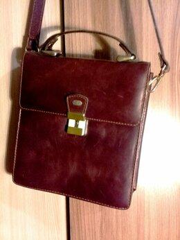 Сумки - мужская сумочка из нат. кожи марки Гунер, 0
