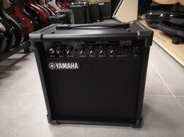 Оборудование для звукозаписывающих студий - Новый комбоусилитель Yamaha GA-15, 0