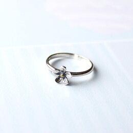 Кольца и перстни - Кольцо серебро новое Sokolov, 0