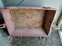 Ёмкости для строительных работ - Корыто для бетона раствора, 0