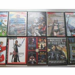 Игры для приставок и ПК - Пакетом культовые игры на DVD 10 дисков, список внутри, 0
