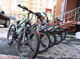 Велосипеды - Велосипеды в Тюмени , 0