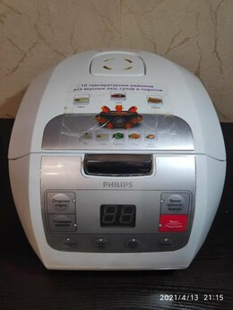 Мультиварки - Мультиварка Philips HD3033/00, 0