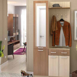 """Шкафы, стенки, гарнитуры - Прихожая """"Грация 1"""" на заказ от производителя, 0"""