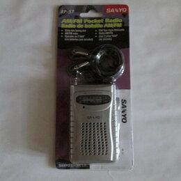 Радиоприемники - FM радио Sanyo RP-57, 0