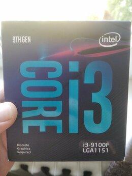 Процессоры (CPU) - i3 9100f box, 0