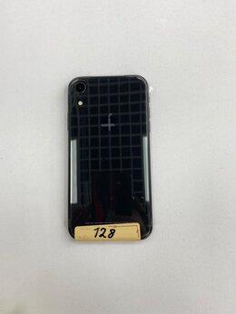 Мобильные телефоны - Iphone XR 128GB - Black(Росстест, обменка), 0