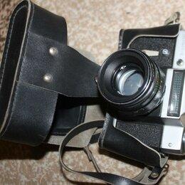 Пленочные фотоаппараты - фотоаппарат ЗЕНИТ Е  гелиос 44, 0