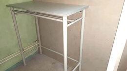 Мебель для учреждений - Стол-вешалка 120х60 б/у, 0